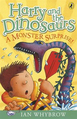 Harry and the Dinosaurs: A Monster Surprise! by Ian Whybrow image
