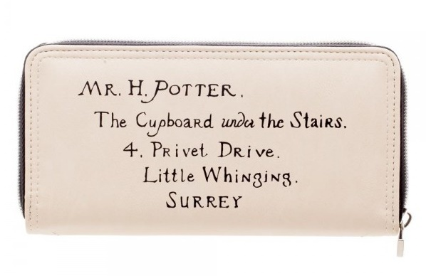 Harry Potter - Letter Zip Wallet image