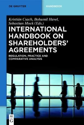 International Handbook on Shareholders' Agreements