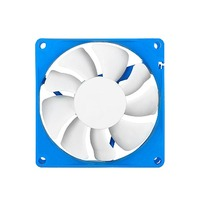 80mm SilverStone FW81 - Case Fan (Blue/White)
