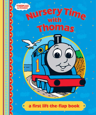 Nursery Time with Thomas by Robin Davies image