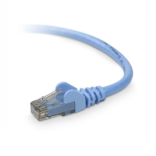 Belkin: CAT6 Snagless Patch Cable - 5m (Blue)