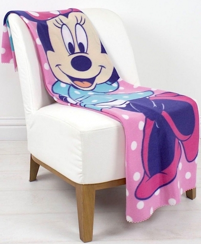 Minnie Mouse Fleece Blanket image ... 3286daad4