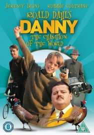 Danny The Champion Of The World on DVD