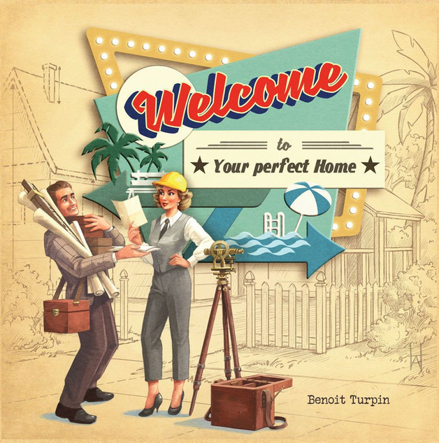 Welcome to...your Perfect Home - The House Building Game