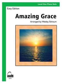 Amazing Grace by Wesley Schaum image