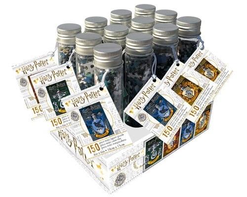 Harry Potter: 150 Piece Mini-Tube Puzzle - Hufflepuff