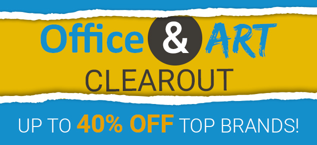 Office & Art Clearout Sale!