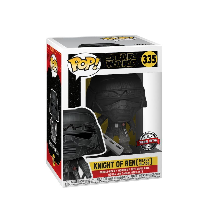 Star Wars: Knight of Ren (Heavy Blade) - Pop! Vinyl Figure image