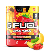 G FUEL Energy Formula - Strawberry Banana - Inspired by KSI (40 Servings)