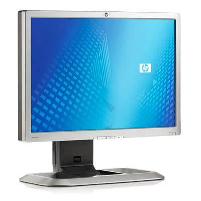 "HP L2045W 20"" Wide TFT Display LCD Monitor DVI image"