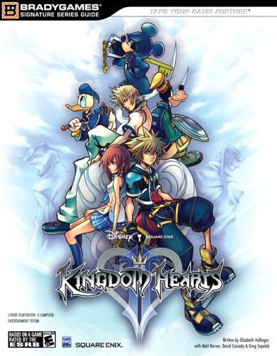 Kingdom Hearts II Official Strategy Guide for PlayStation 2