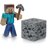Minecraft Steve Action Figure - Series 1