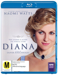 Diana on Blu-ray