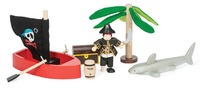 Le Toy Van: Pirate Adventure Play Set