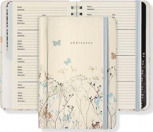 Butterflies Address Book image