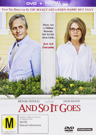 And So It Goes on DVD