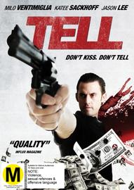 Tell on DVD