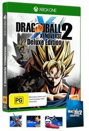 Dragon Ball Xenoverse 2 Deluxe Edition for Xbox One