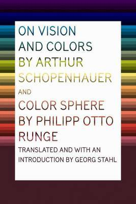 On Vision and Colors by Georg Stahl