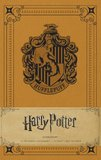 Harry Potter Hufflepuff Hardcover Ruled Journal by Insight Editions