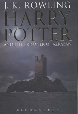 Harry Potter and the Prisoner of Azkaban #3 (Adult Ed.) by J.K. Rowling