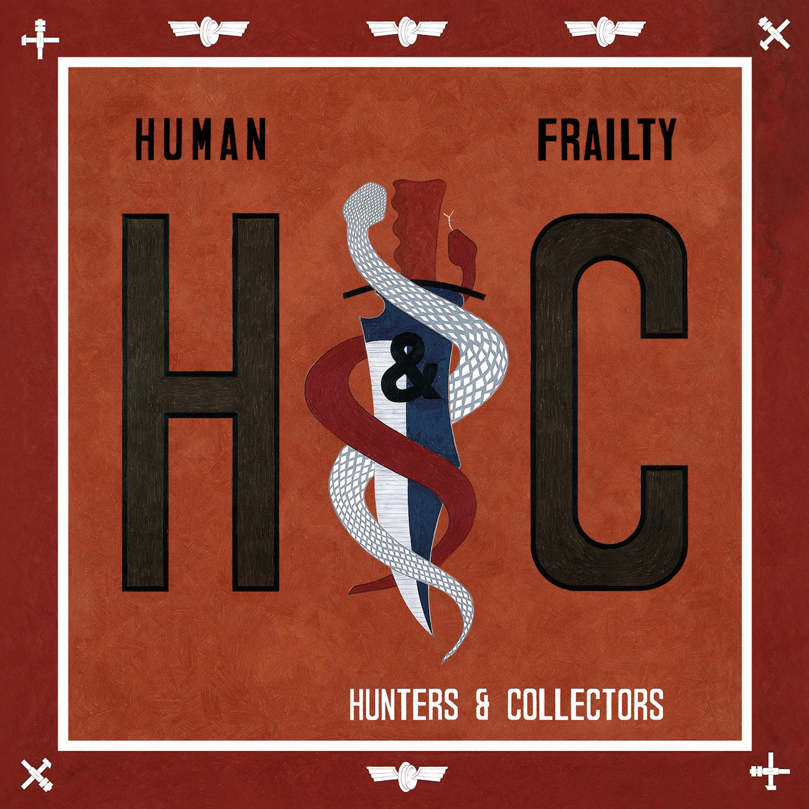 Human Frailty by Hunters & Collectors image