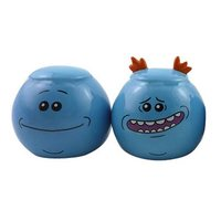 Rick and Morty: Mr. Meeseeks - Salt and Pepper Shaker Set image