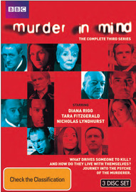 Murder in Mind - The Complete Third Series (3 Disc Set) on DVD