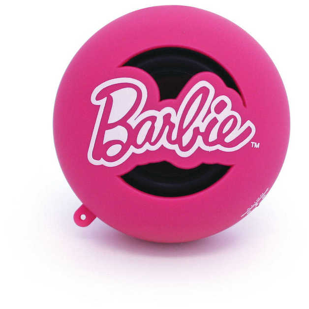 Barbie Portable Burger Speaker