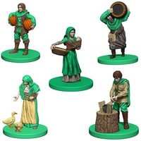 Agricola: Game Piece Expansion - Green