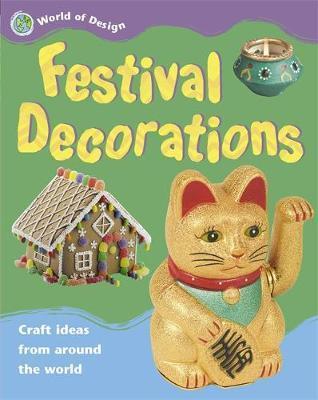Festival Decorations by Anne Civardi