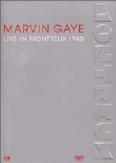 Marvin Gaye - Live In Montreux 1980 on DVD