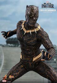 """Marvel: Erik Killmonger - 12"""" Articulated Figure"""