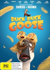 Duck Duck Goose on DVD