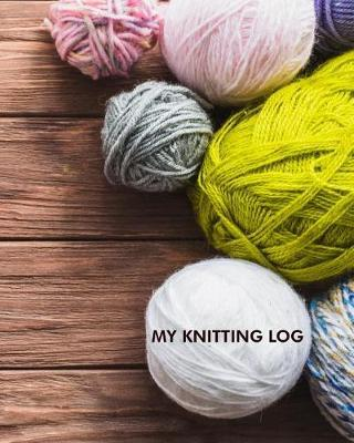 My knitting log by Maggie Clementine