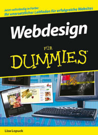 Webdesign fur Dummies by Lisa Lopuck image
