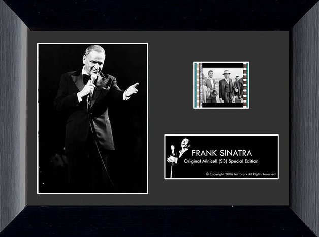FilmCells: Mini-Cell Frame - Frank Sinatra (S3)