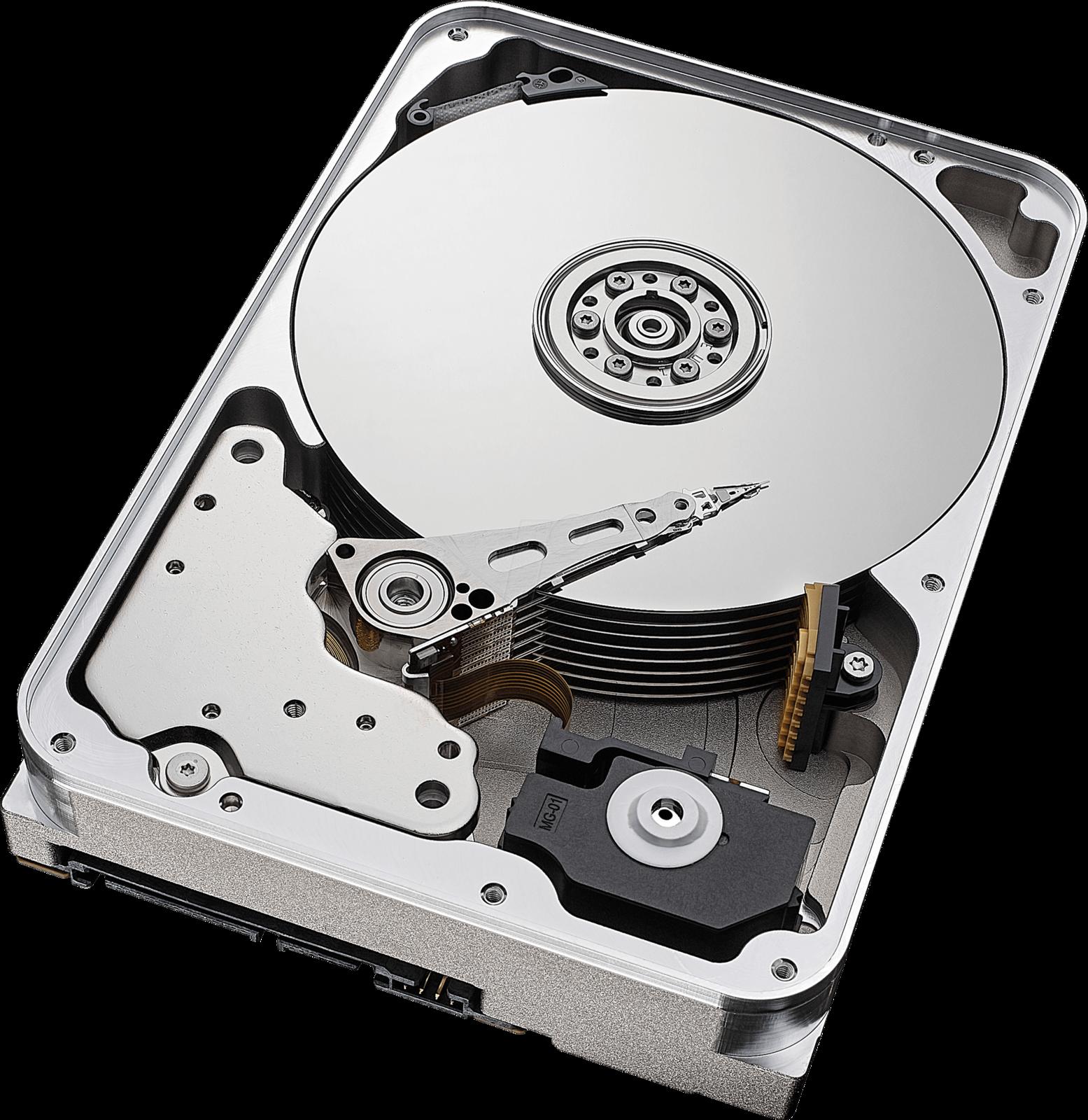 "10TB Seagate IronWolf 3.5"" 7200RPM SATA NAS HDD image"