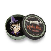 Erstwilder: Kitschy Witch - Which Witch? Brooch