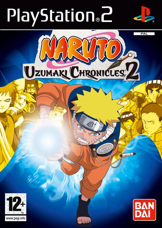 Naruto: Uzumaki Chronicles 2 for PlayStation 2