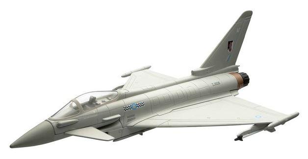 Corgi Flight Eurofighter Typhoon 1/72 Diecast Model