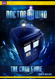 Doctor Who: The Card Game 2nd Edition