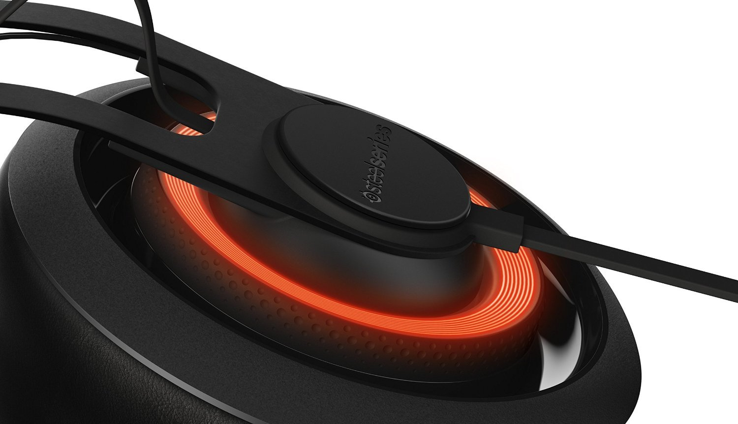 Steelseries Siberia 650 Gaming Headset - Black for PC Games image