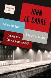 The First Three Novels by John Le Carre