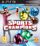 Sports Champions (PS Move) for PS3