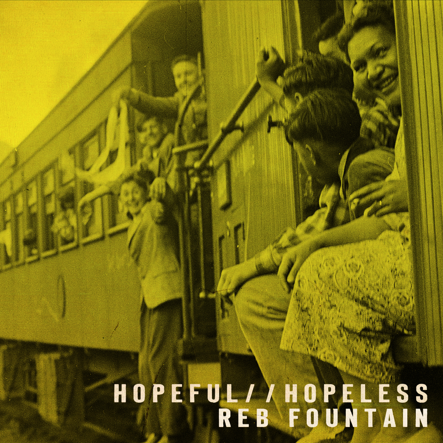 Hopeful & Hopeless by Reb Fountain image