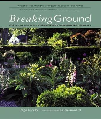Breaking Ground by Page Dickey