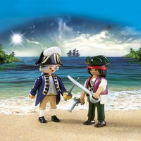 Playmobil: Pirate and Soldier Duo Pack image