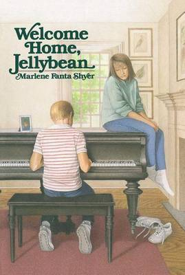 Welcome Home, Jellybean by Marlene Fanta Shyer